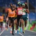 Kenyan athlete samwel mushai