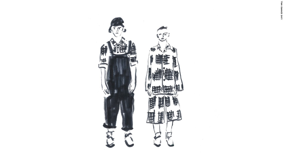 """Fusing a design sensibility with fashion, this collection of unisex clothing by Toogood (designed by sisters Faye and Erica Toogood) reinterprets a pastoral aesthetic for the city. Farmers' checks are redrawn in the scarlet ink of a desk-bound accountant; patchwork quilting is sampled and remixed. I'm particularly a fan of the dungarees!""<br /><em><br />Toogood Collection 006 will be on display September 19-23 at Unit 12 (49-59 Old street, London, EC1V 9HX) </em>"