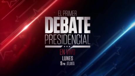 cnnee promo debate presidencial eeuu_00000808