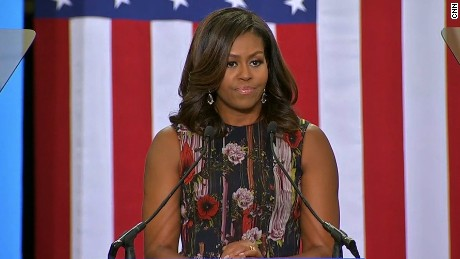Michelle Obama discusses birtherism