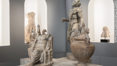 Biennale des Antiquaires: Masterpieces and ancient statues all under one roof