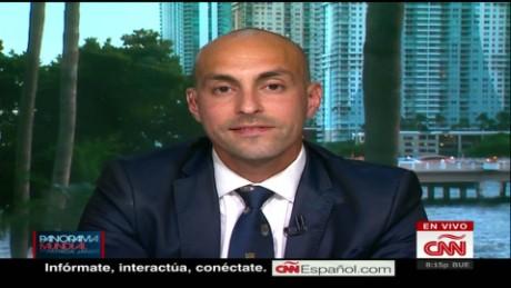 cnnee panorama entrevista javier el hage human rights venezuela cumbre_00003728