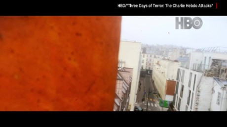 Three Days of Terror The Charlie Hebdo Attacks Dan Reed intv ac_00014325