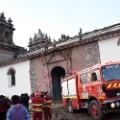Peru fire 1