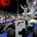 Rosberg triumph