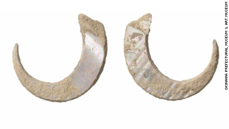 The world's oldest fish hooks were discovered in Sakitari Cave in Okinawa, Japan.