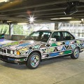 Esther mahlangu bmw car