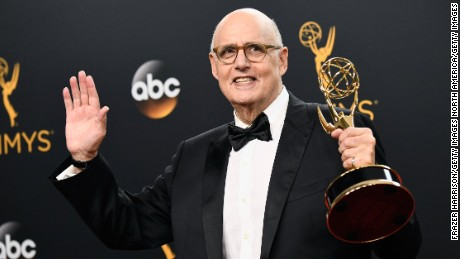 "Jeffrey Tambor took Best Actor in a Comedy Series for ""Transparent."""