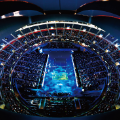 Wuhan Open tennis new stadium roof