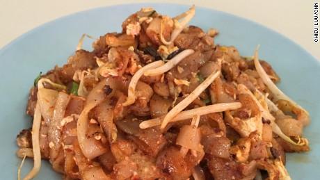 Smokey sensation: Rocky Restaurant's char kuey teow