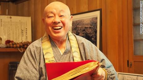 Jison'In Temple's head priest, Annen.