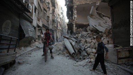Syrian 'cessation' hangs by thread amid violence, accusations