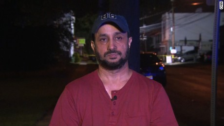 Harinder Bains spotted New York/New Jersey bombing suspect
