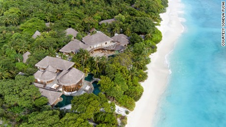 Soneva Fushi: The original Maldivian getaway.