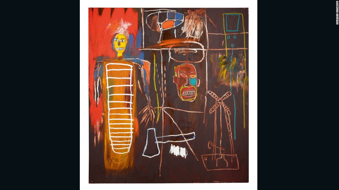"The connection between Bowie and Basquiat has previously been established on film in Julian Schnabel's 1996 film Basquiat, in which David played the role of the young artist's mentor and collaborator, Andy Warhol. <br /><br />It is clear however that Bowie felt a strong connection to the artist and his method: ""It comes as no surprise to learn that he [Basquiat] had a not-so-hidden ambition to be a rock musician"", wrote Bowie in Modern Painters, 1996, ""his work relates to rock in ways that very few other visual artists get near. He seemed to digest the frenetic flow of passing image and experience, put them through some kind of internal reorganization and dress the canvas with this resultant network of chance."""