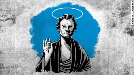 Wisdom Project: His Holiness, the Bill Murray