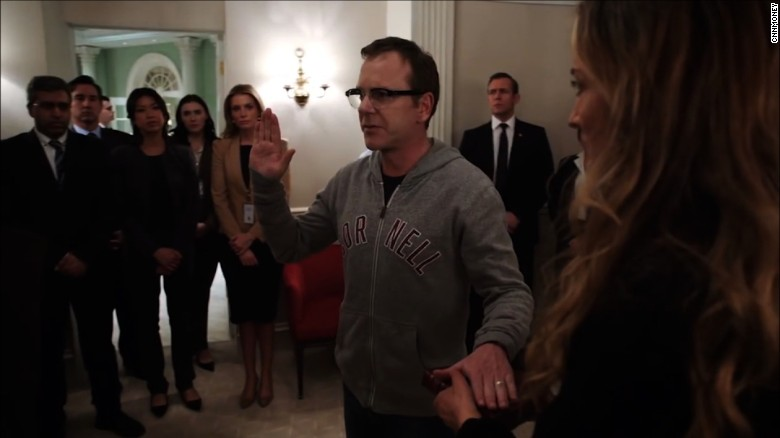 'Designated Survivor' gives us the president we want