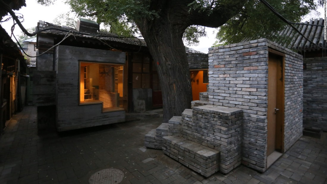 Architect Zhang Ke and his design studio ZAO/standardarchitecture recently took on a socially-driven housing initiative to protect Beijing's historic hutong areas.