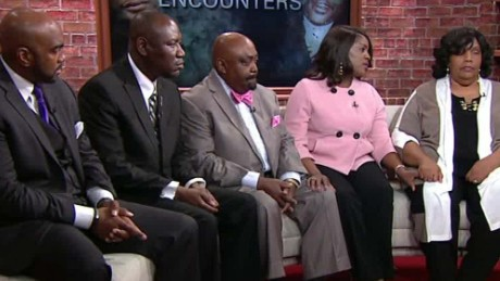 Terence Crutcher's mother: 'He was my compassionate son'