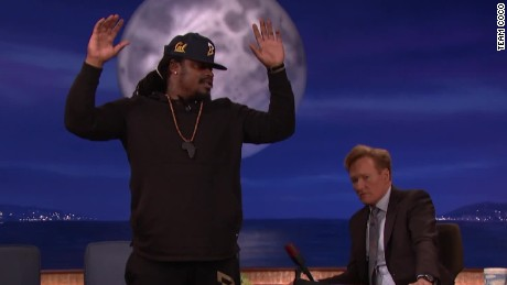 conan marshawn lynch colin kaepernick protest_00002411