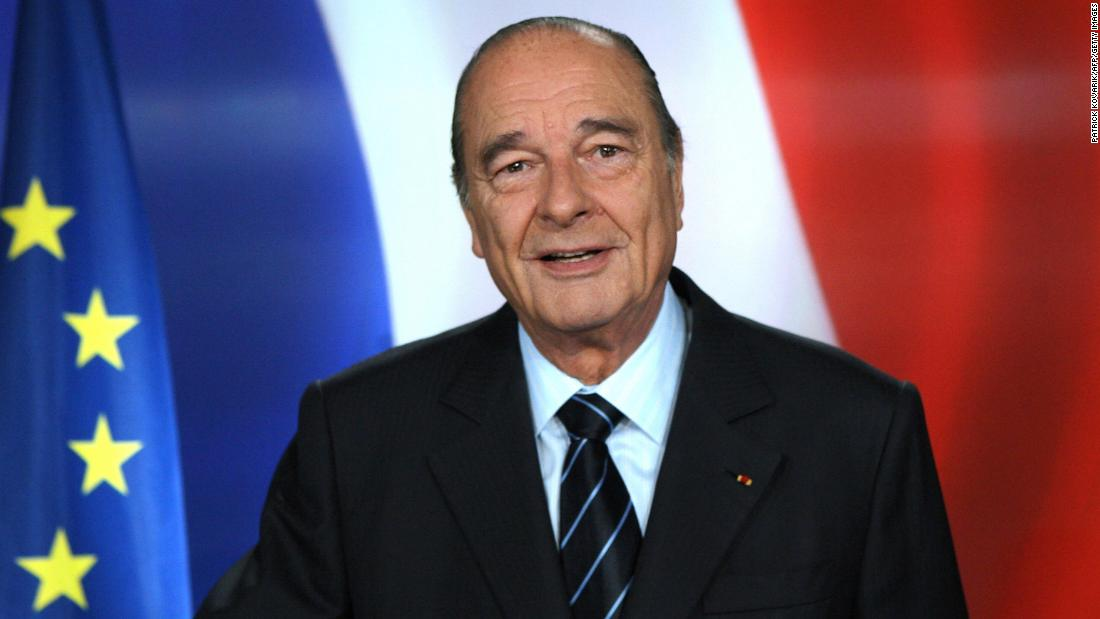 The Career Of Jacques Chirac