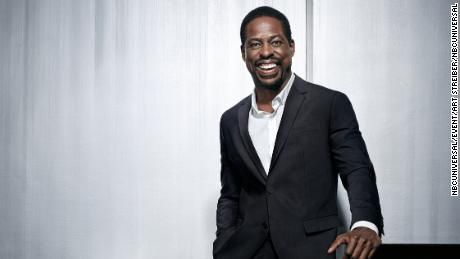 """NBCUNIVERSAL UPFRONT -- 2016 Upfront Party at MoMA in New York City on Monday, May 16, 2016"""" -- Pictured: NBC's """"This Is Us"""" star (Sterling K. Brown)  -- (Photo by: Art Streiber/NBCUniversal)"""