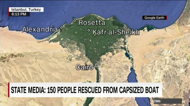 Migrant boat capsizes off coast of Egypt_00003926