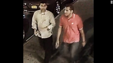 The FBI is asking for the public's assistance in locating these two unknown individuals.  Closed circuit television recordings indicate that these individuals allegedly located a piece of luggage on the sidewalk, removed an improvised explosive device from the luggage, and then left the vicinity leaving the device behind but taking the luggage. The image shown was taken on West 27th Street between 6th and 7th Avenues in Manhattan between 8 p.m. and 9 p.m., on Saturday, September 17, 2016, in the same hour that an explosive device had detonated on West 23rd Street.