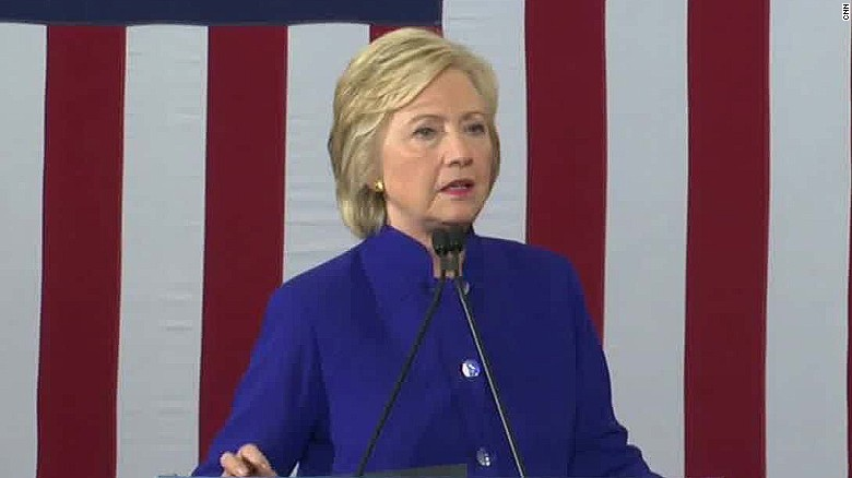 Clinton: Recent police shootings 'unbearable'