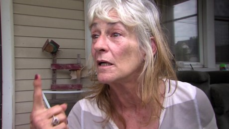 grandmother heroin overdose with grandson in car pkg_00012329