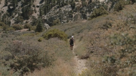 cnn fit nation ultramarathon angeles crest 100 _00001316.jpg