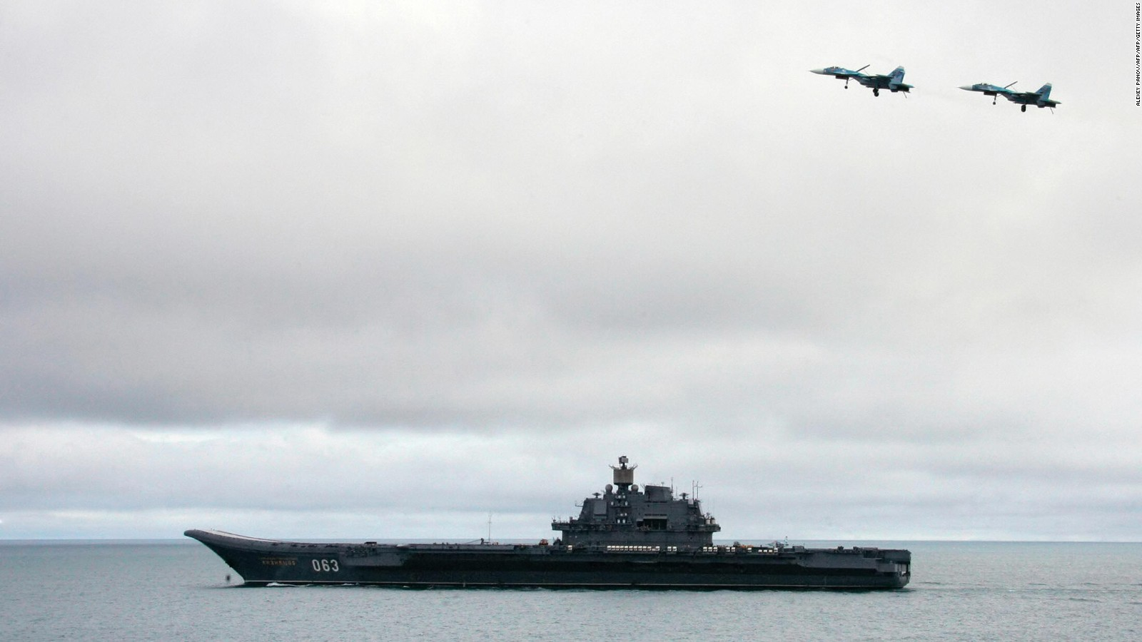 syria russia to send aircraft carrier cnn