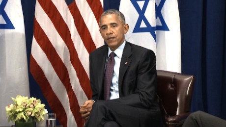 obama netanyahu meeting