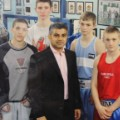 Sadiq Khan at Earlsfield Boxing Club
