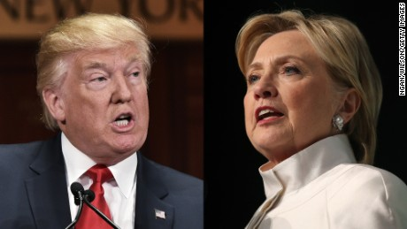 New poll: Clinton, Trump in dead heat before debate