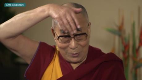 cnnee vo dalai lama imita a donald trump _00001822