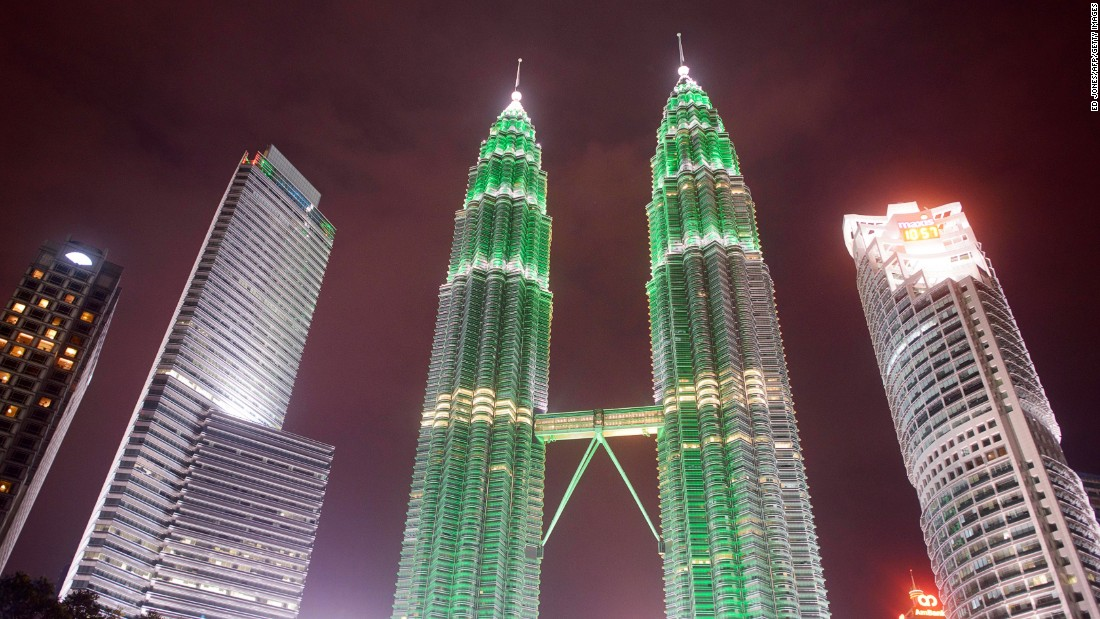 Home to the tallest twin towers in the world, the Petronas Towers, Kuala Lumpur expects to welcome 12.02 million international visitors in 2016.