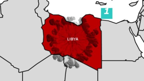 Libya: The biggest issue for the next US president?