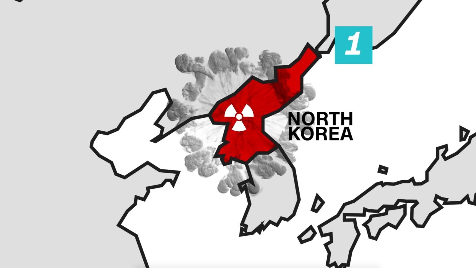 Us South Korean Missile Destroyers In Fresh Show Of Force Cnnpolitics
