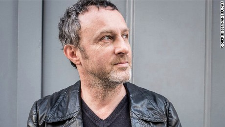 Photographer Didier Bizet