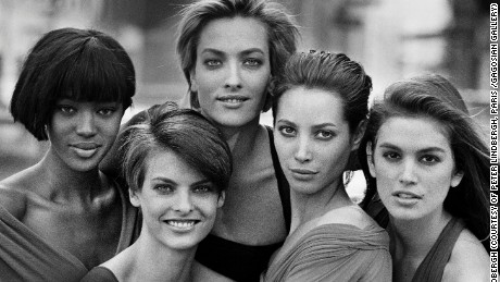 The man who 'invented' the supermodel looks back at his career