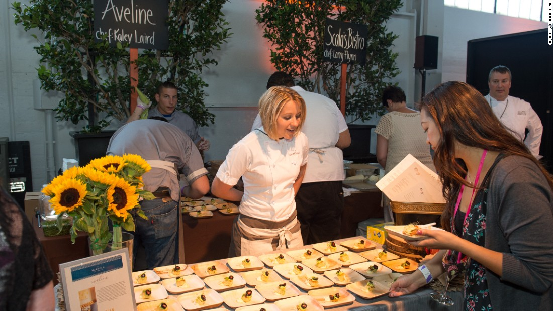 Eat Drink SF is a four-day, foodie colossus featuring the region's top chefs and restaurants.