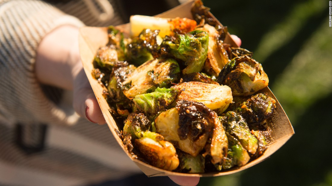 "Off The Grid's highlights include a round of vendor ""specialty items"" served only here -- all at digestible food truck prices."