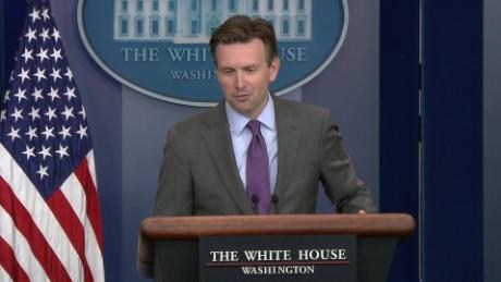 wh press secretary josh earnest talks about hack _00004516
