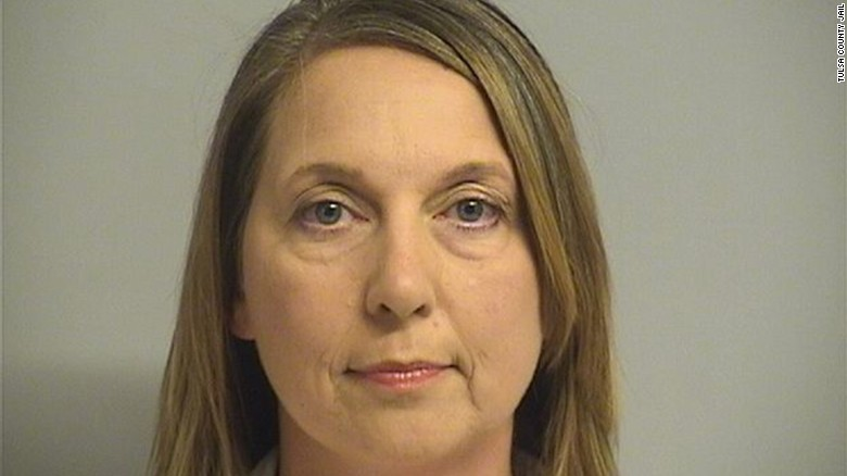 Tulsa officer charged with manslaughter in shooting