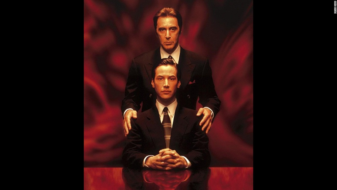 "<strong>""The Devil's Advocate"": </strong>Keanu Reeves stars as a successful attorney who discovers there are strings attached after accepting a job offer from a character played by Al Pacino. <strong>(Amazon Prime) </strong>"