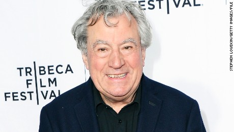 """NEW YORK, NY - APRIL 24: Actor Terry Jones attends the """"Monty Python And The Holy Grail"""" Special Screening during the 2015 Tribeca Film Festival at Beacon Theatre on April 24, 2015 in New York City.  (Photo by Stephen Lovekin/Getty Images for the 2015 Tribeca Film Festival)"""
