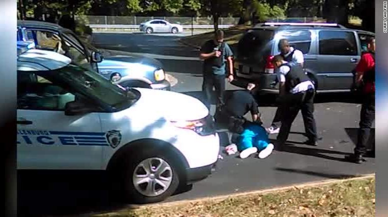 keith lamont scott charlotte shooting cell phone video orig nws mg_00012609