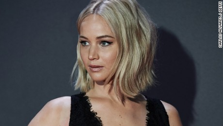 Actress Jennifer Lawrence has written an essay in reaction to Donald Trump winning the White House.