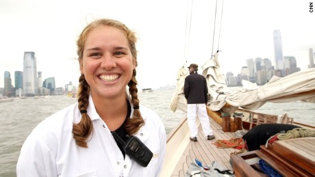 America's Cup adventure: Life-changing journey for young sailors